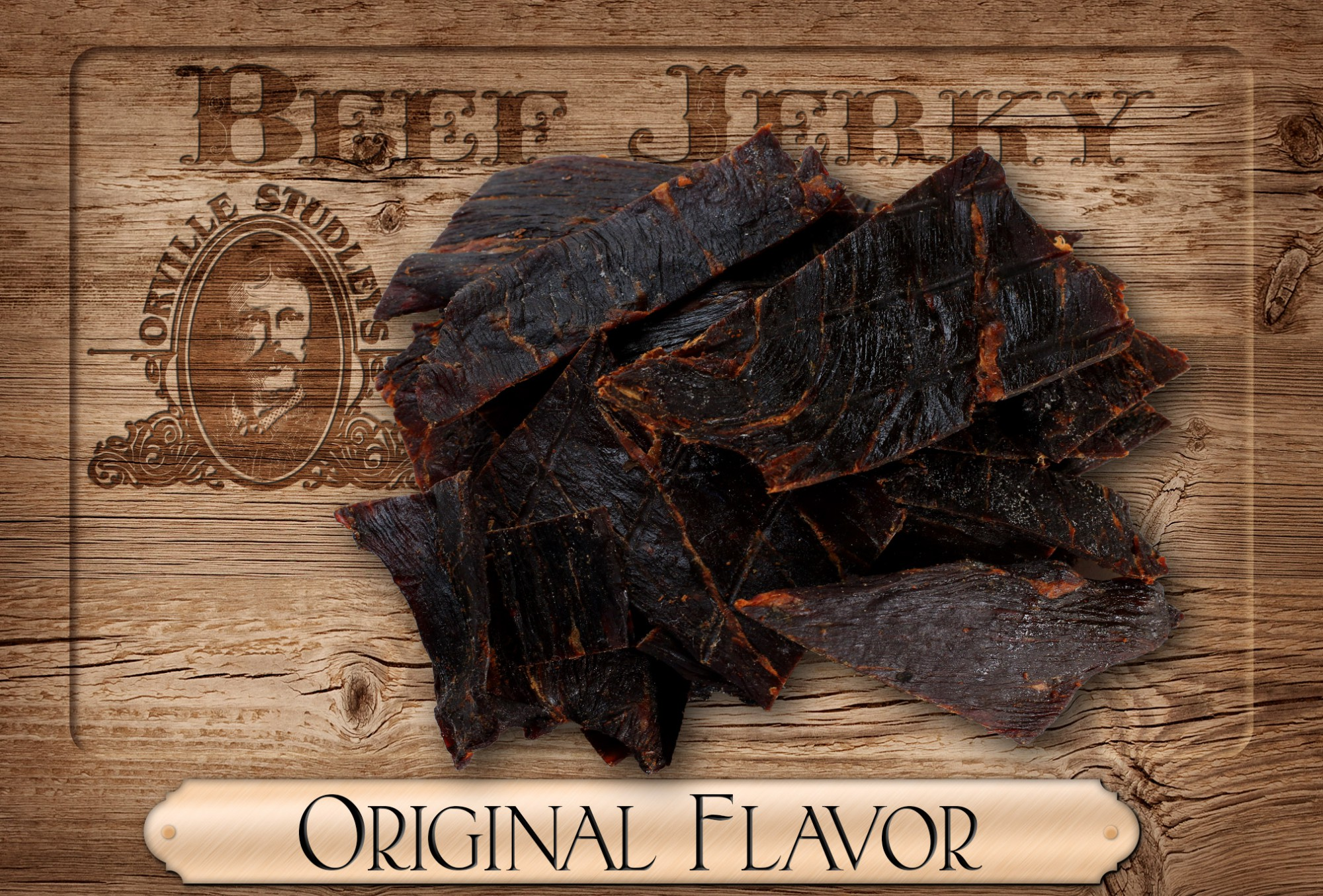 Best Original Beef Jerky by Orville Studley