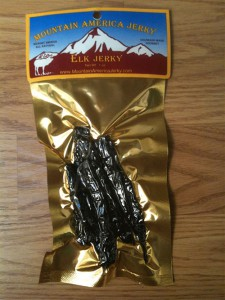Elk Exotic Meats Jerky