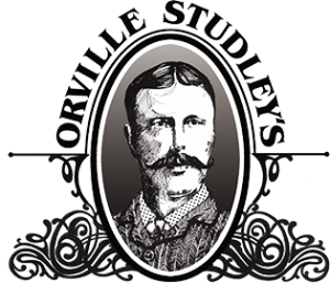 Orville Studley Logo Black Transparent