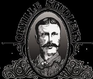 Orville Studley Logo Black Transparent