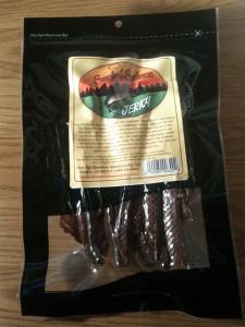 Smoked Salmon Jerky